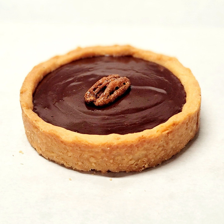 Mexican Hot Chocolate Tart
