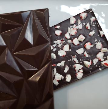 Chocolate Peppermint Bar
