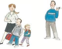 Quando il genitore separato impedisce all'altro di vedere i figli: profili civilistici.