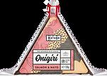 ONIGIRI BY MATANE Salmon