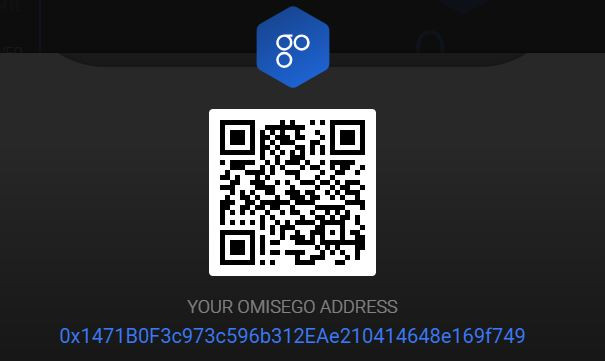 OmiseGo Address