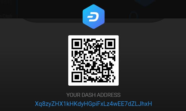 Dash Address