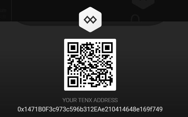 TenX Address