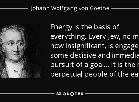 5 FASCINATING QUOTES about Jews... written by non-Jews