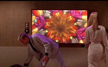 """Still aus dem Film """"Fahrenheit 451"""" von Francois Truffaut."""