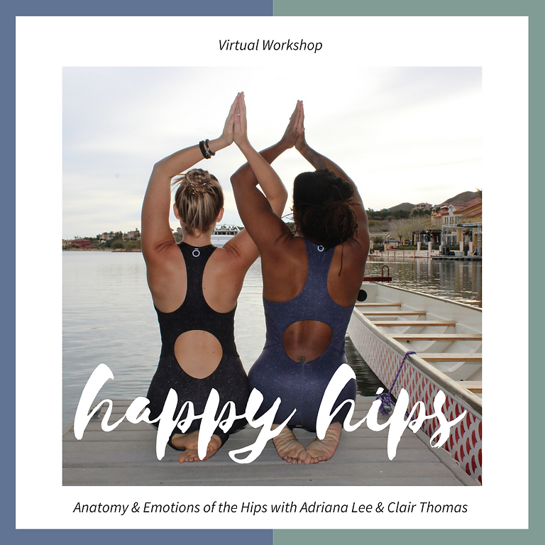 Happy Hips: A Virtual Workshop