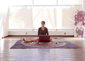 Artful Yoga with Jenny Skies
