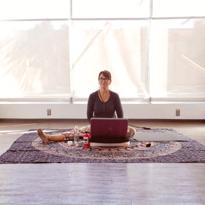 Artful Yoga with Jenny Skies