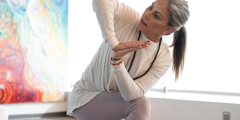 Trauma Recovery Yoga 20 Hour Workshop