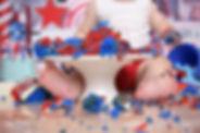 Michelle McMahon Photgraphy - Cake Smash