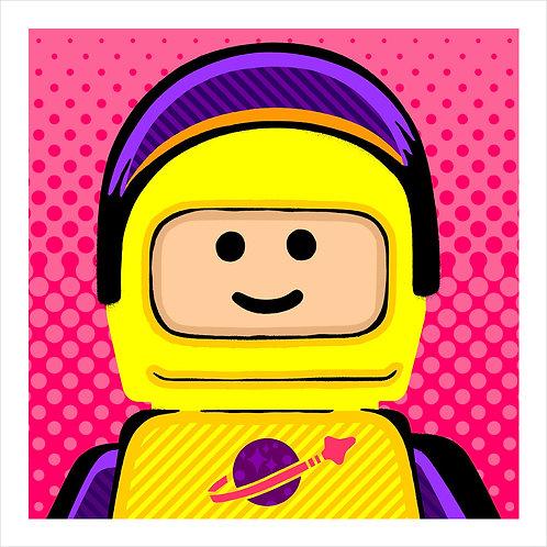 AP - Spaceman POP PINK
