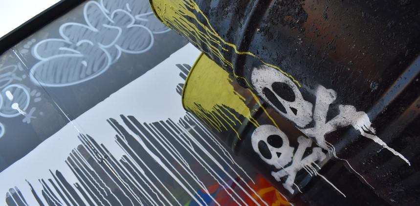 Ame72 The Maze Street Art