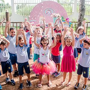 Giovana - 6 anos na escolinha