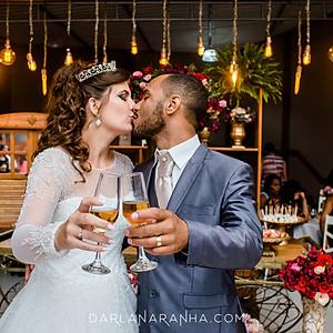 Casamento de Ana e Roberto