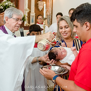 Batizado da Marina