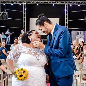 Casamento de Barbara e Allef
