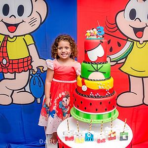 Nicole - 3 anos
