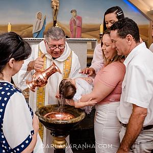 Batizado da Maitê