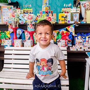 Samuel - 2 anos