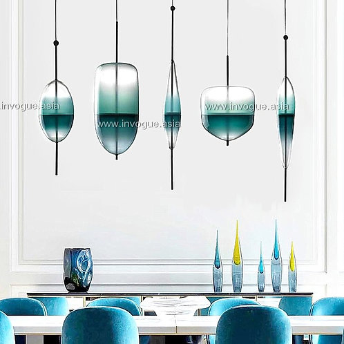 lighting | LTL4001 AURORA BLUE