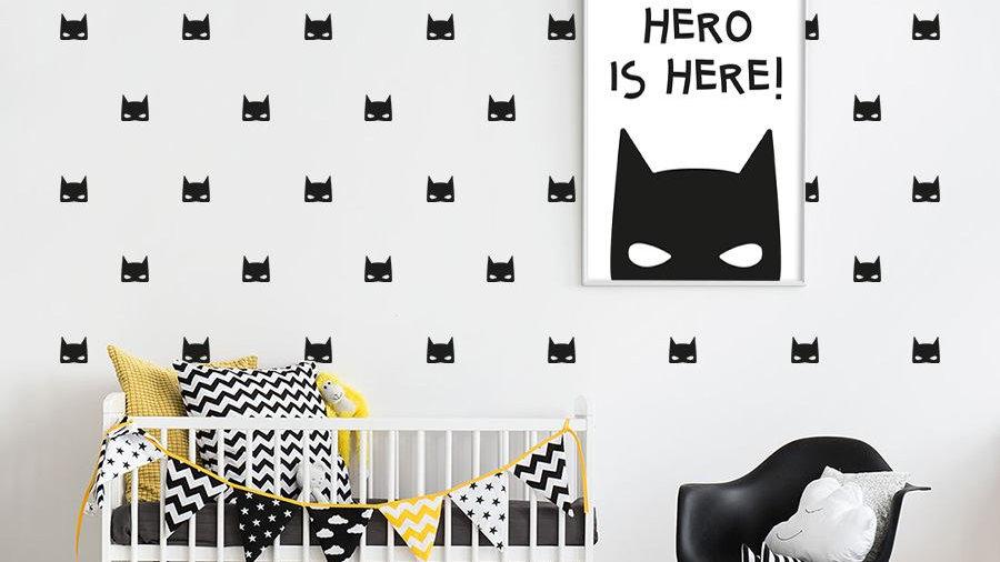 Batman Stickers