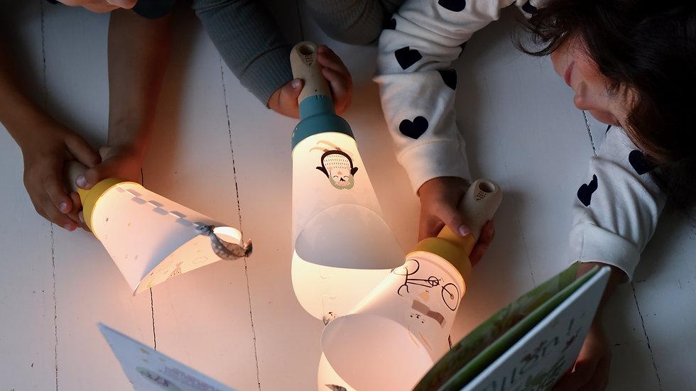 Nomadic Cordless Handheld Lamp