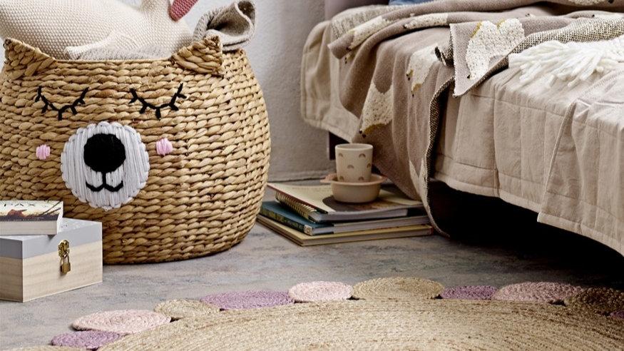 Water Hyacinth basket (Pre-order)