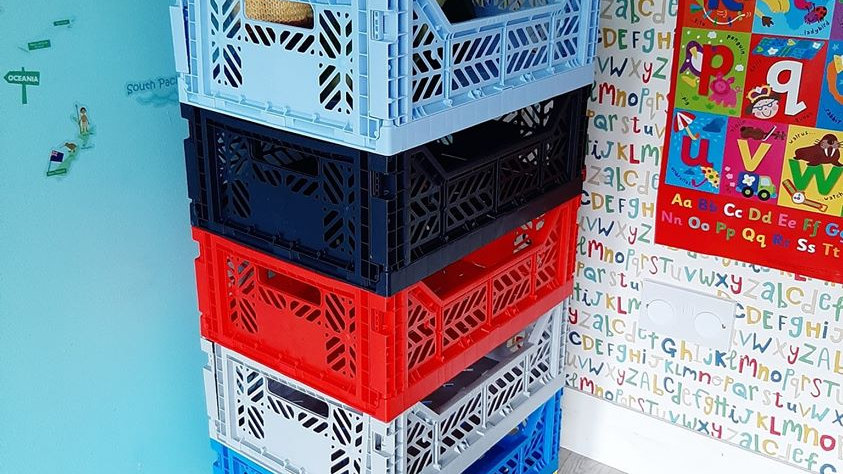 Mini Storage Crates