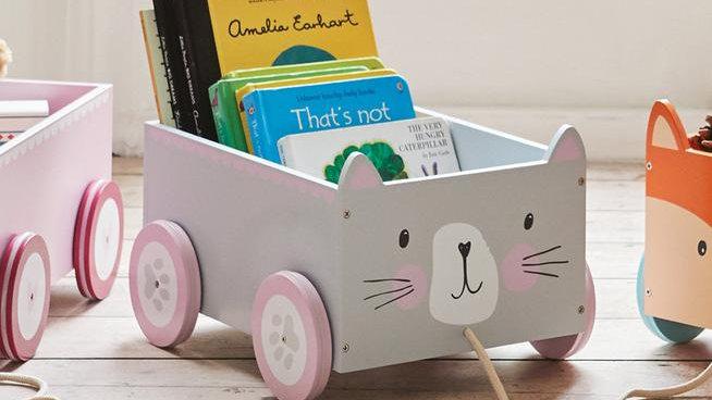 Book Cart (Pre-Order)