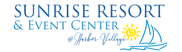 Sunrise Resort & Event Center Logo Trans