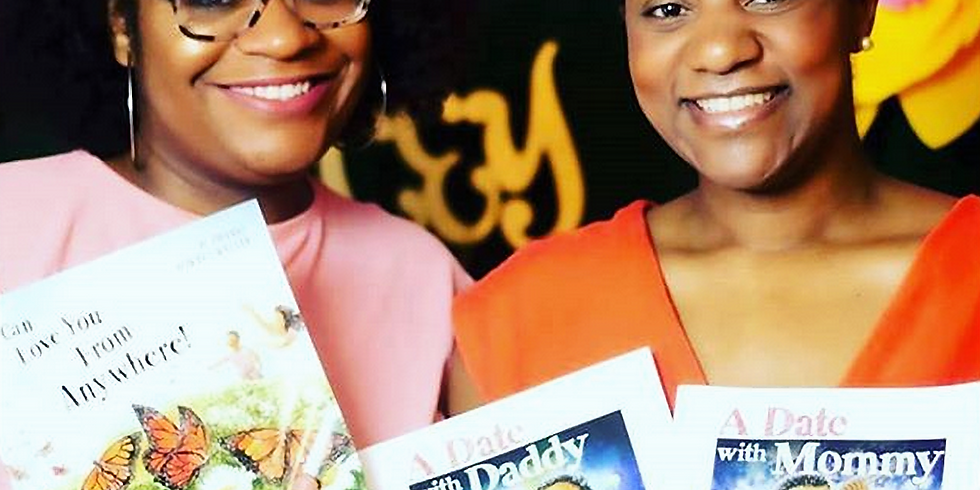BOOK SIGNING WITH TIFFANY BOWERS