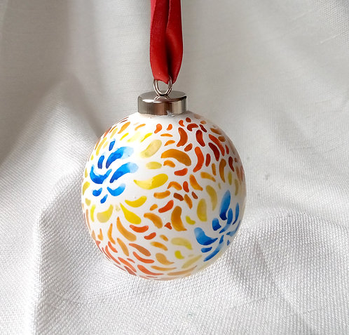 The Enthusiast Ornament
