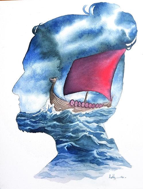 He Sails