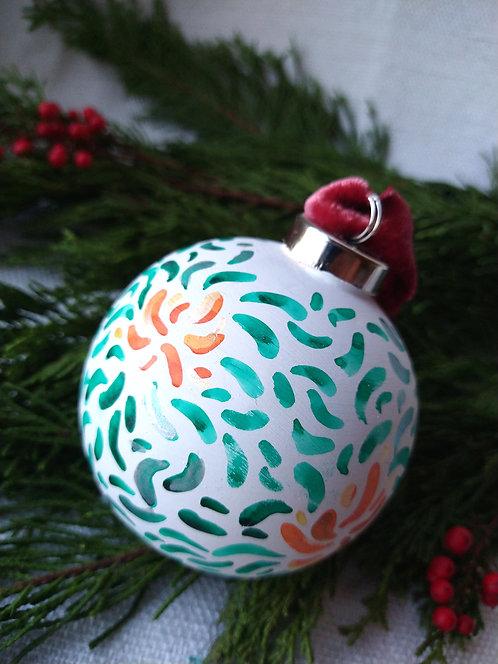 The Investigator Ornament