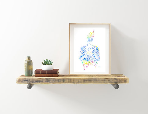 The PeaceMaker Print