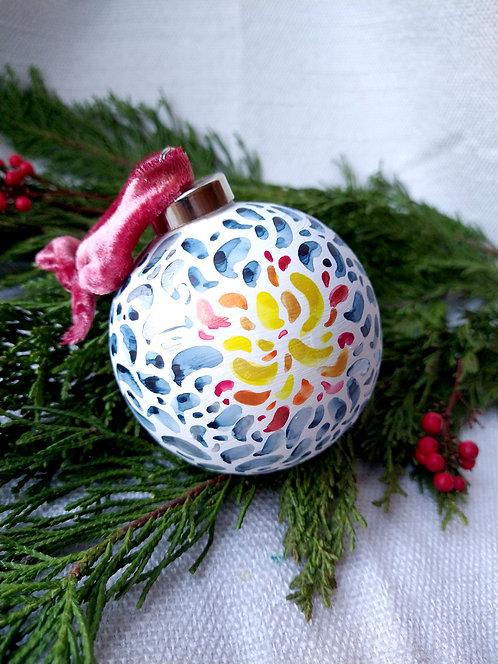 The Reformer Ornament