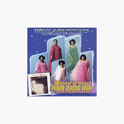 The Clark Sisters - You Bought The Sunshine