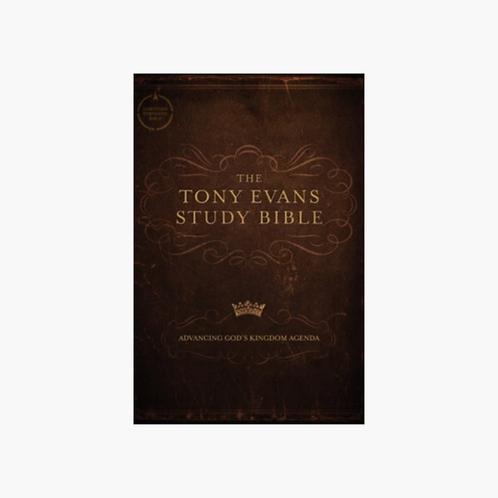 CSB Tony Evans Study Bible