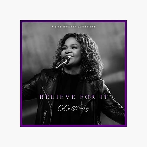 CeCe Winans - Believe For It