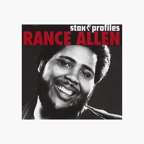Rance Allen - Stax Profiles