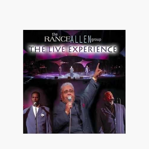 The Rance Allen Group - Live Experience I DVD