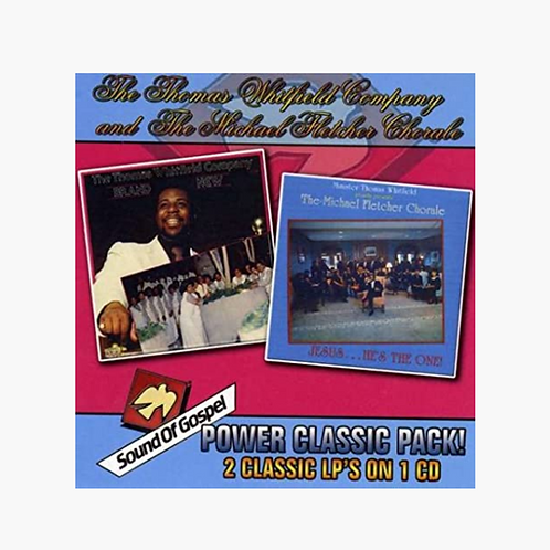 The Thomas Whitfield Company - Power Class Pack