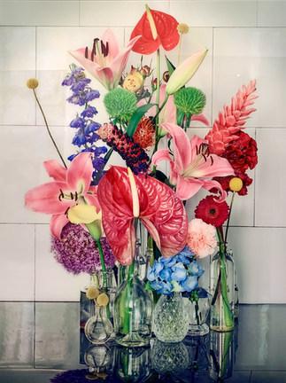 Josef Fischnaller, Flowergang