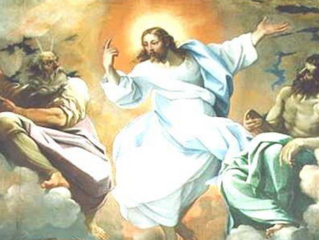 HOMILY FOR FEBRUARY 28th - The Transfiguration of the Lord