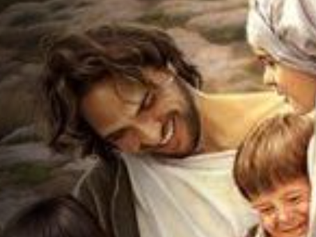 HOMILY FOR July 18th - Friendship with Jesus