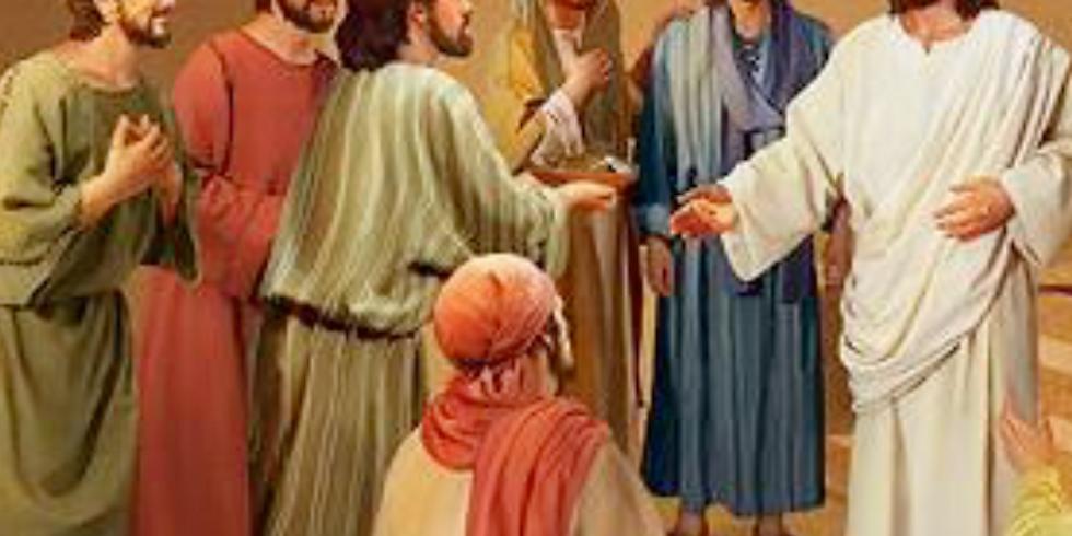 May 07 2021 - First Friday Adoration