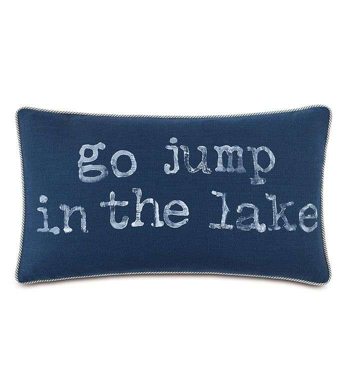 Go Jump in the Lake - Accent