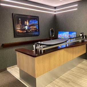WS Reception Desk