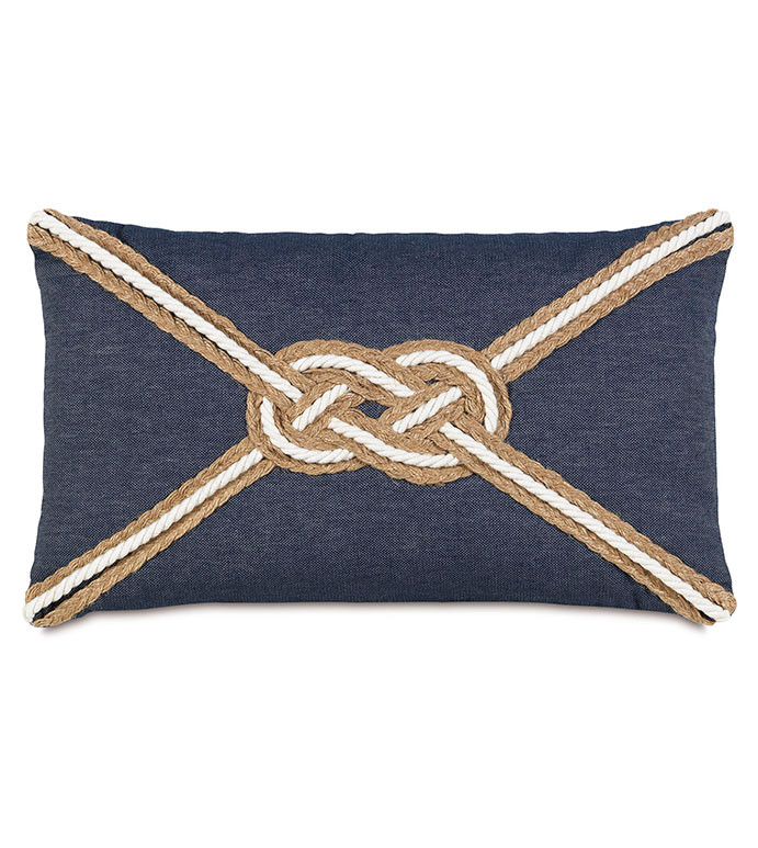 Knot Tonight - Accent Pillow