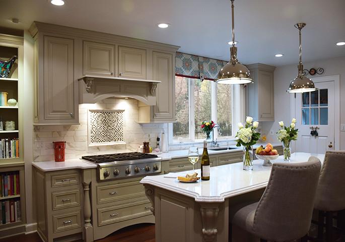 Shaker Heights Kitchen